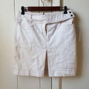 Cotton Creme Mini Skirt
